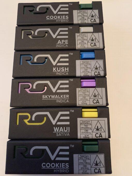 Pre filled Vape Cartridges
