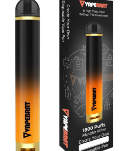 nicotine free vape pen